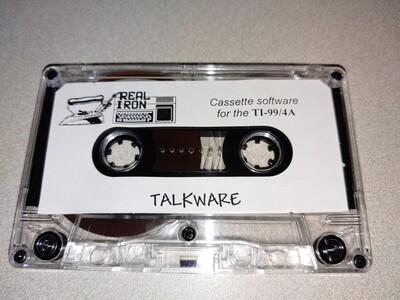 Real Iron - TALKWARE cassette