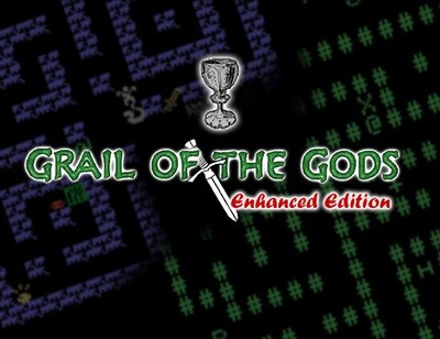 Grail Of The Gods Enhanced Edition solid state cartridge (32k required)