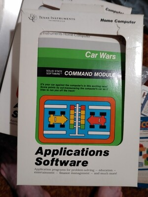 Car Wars cib