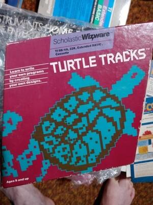 Turtle tracks cib