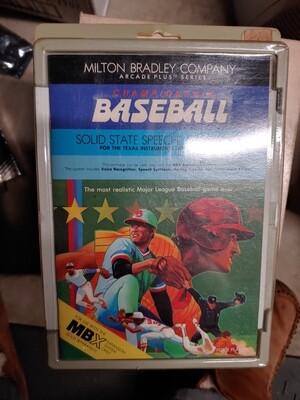 MBX baseball