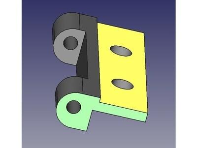 3d printed Tandon TM-100-x 5.25