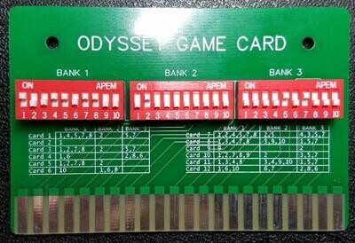 Magnavox Odyssey Multicard