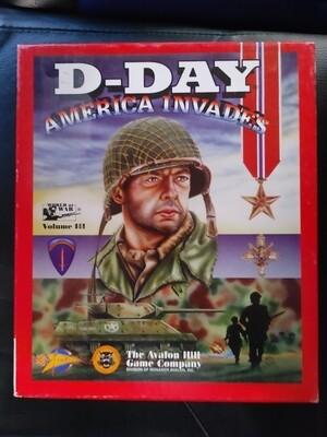 D-Day America Invades cib