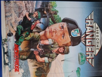 Airborne Ranger CIB