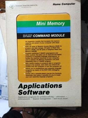 Mini memory cib