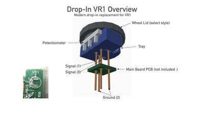 Drop in VR1 replacement