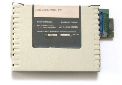 Texas Instruments DS/SD 80 track floppy disk controller