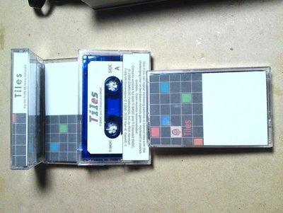 TILES game on cassette
