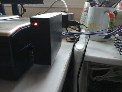 Memory+tipi budget 3D printed case