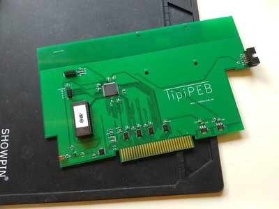 TIPI - PEB - Raspberry PI interface board *Peripheral Expansion Box REQUIRED*