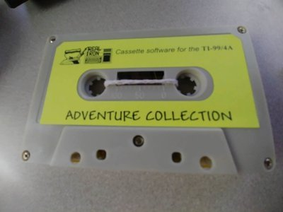 Real Iron - ADVENTURE COLLECTION cassette
