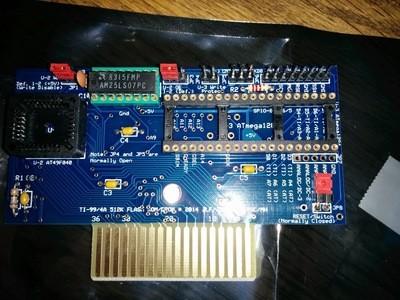 PCB Fetzner UBERgrom board