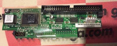 SCSI to IDE Adaptor