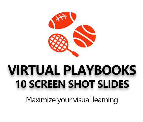 x10 Virtual Stadium screen snap shots