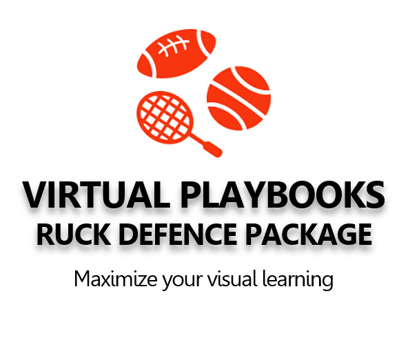 x5 Virtual 3D Ruck defence clips