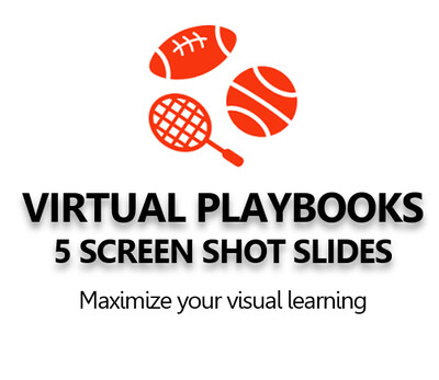 x5 Virtual Stadium screen snap shots