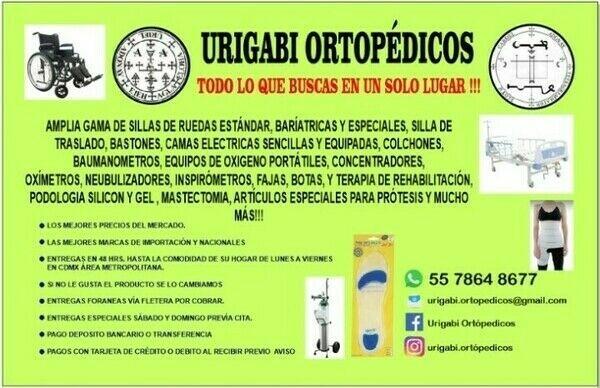 Urigabi Ortopédicos