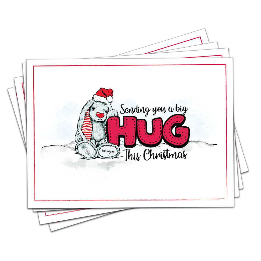 Christmas Cards – Pack of 10 – Includes Delivery