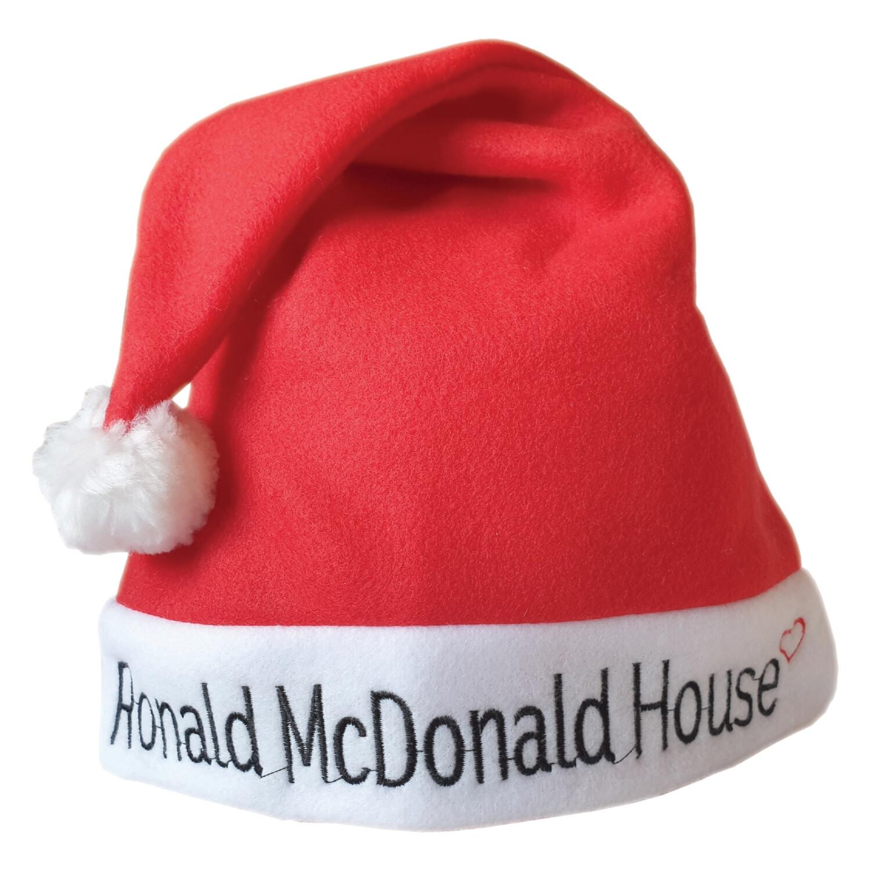 Ronald McDonald House Santa Hat
