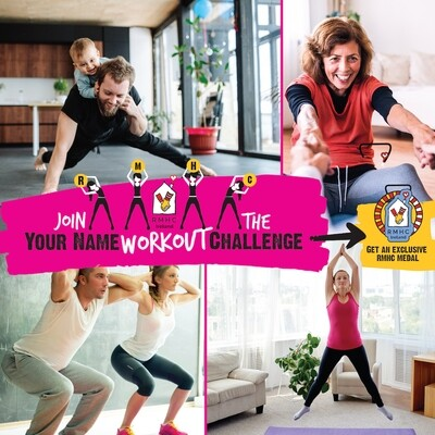 Your Name Workout Challenge Registration