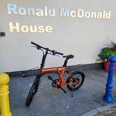 Raffle Tickets- Win an Electric Bike worth €1,800