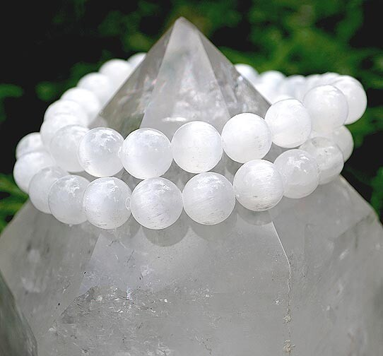 Selenite Bracelets
