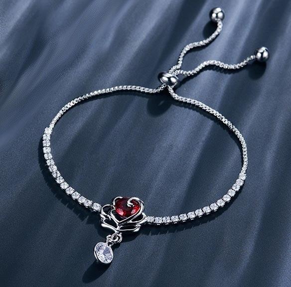 Sisterhood of the Rose bracelet