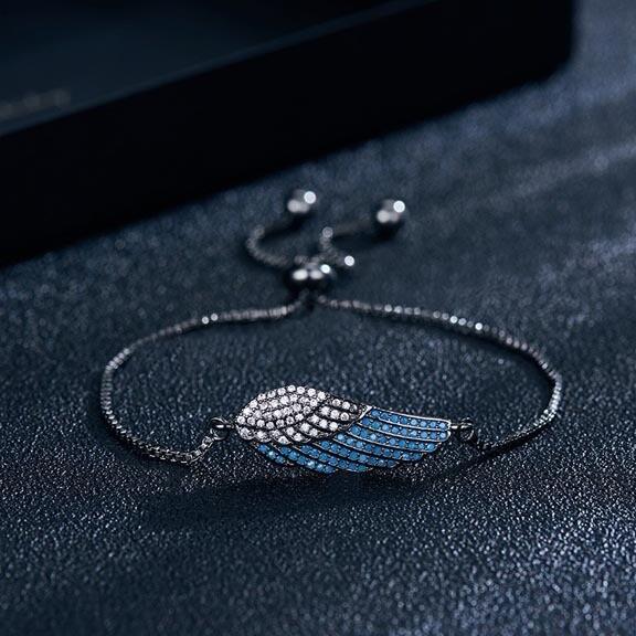 Angel's Wing bracelet