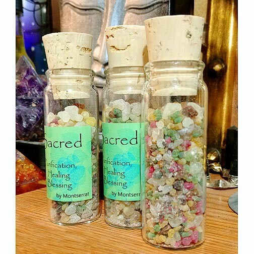 Sacred Granulated Incense