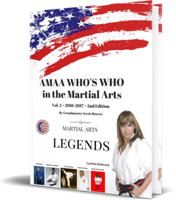 Who's Who in the Martial Arts Volume 2