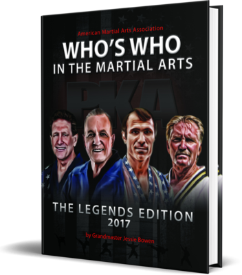 Who's Who in the Martial Arts: Legends Edition (Volume 3)