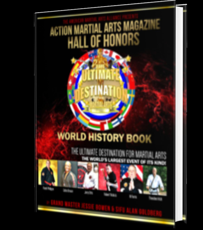 Action Martial Arts History eBook