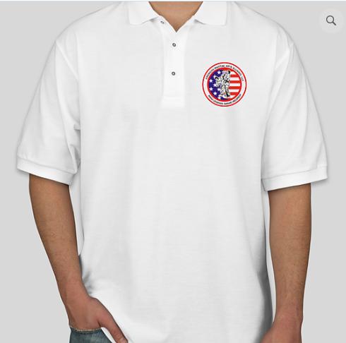New AMAA Polo Shirt