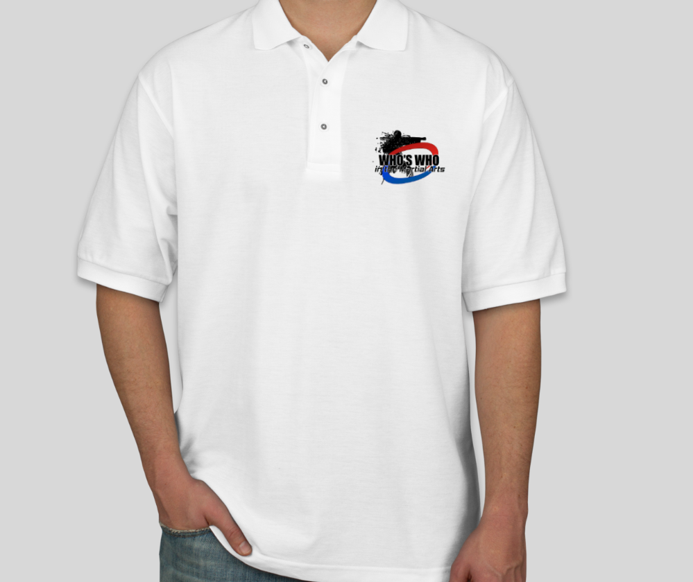 AMAA Who's Who Polo Shirt