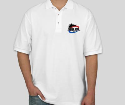 AMAA Who's Who Polo Shirt