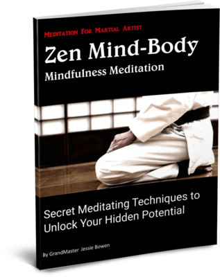 Zen Mind-Body Mindfulness Meditation for Martial Artist Book