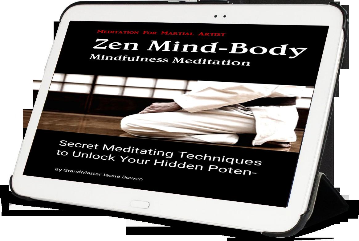 Zen Mind-Body Meditation for Martial arts Complete Download