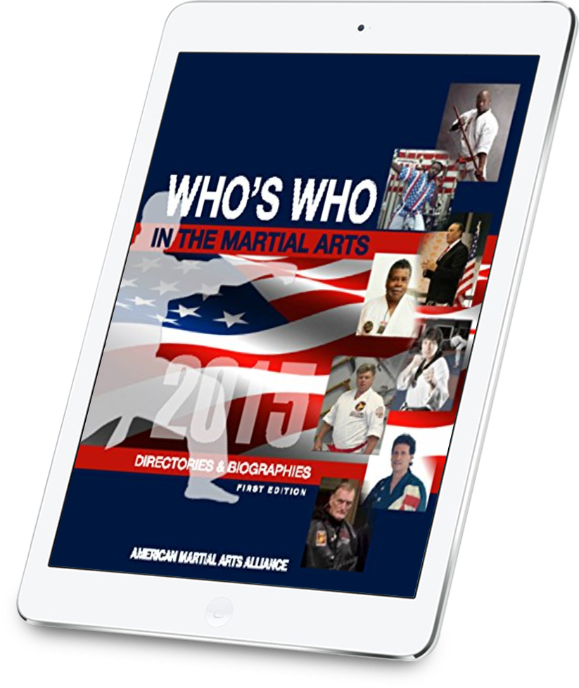WHO'S WHO In The Martial Arts: Directory & Biographies (First Addition) eBook Download (PDF Format)