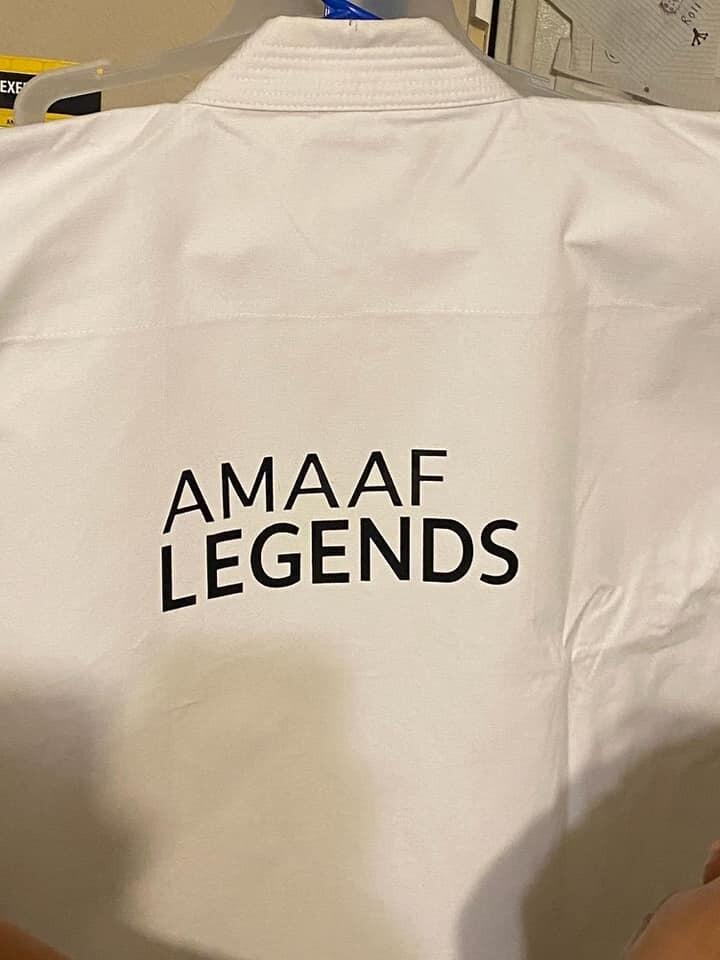 AMAA Legends Uniform