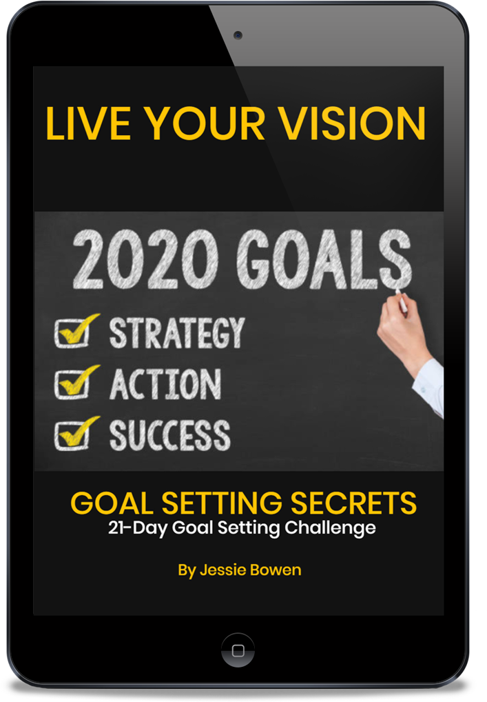 21-Day Goal Setting Challenge