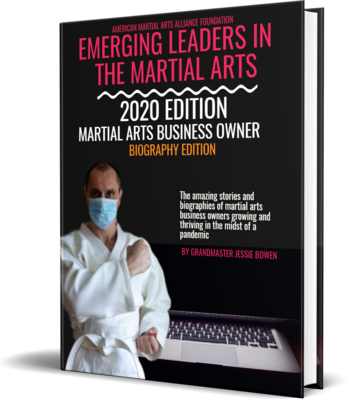 Emerging Leaders in the Martial Arts Biography Book
