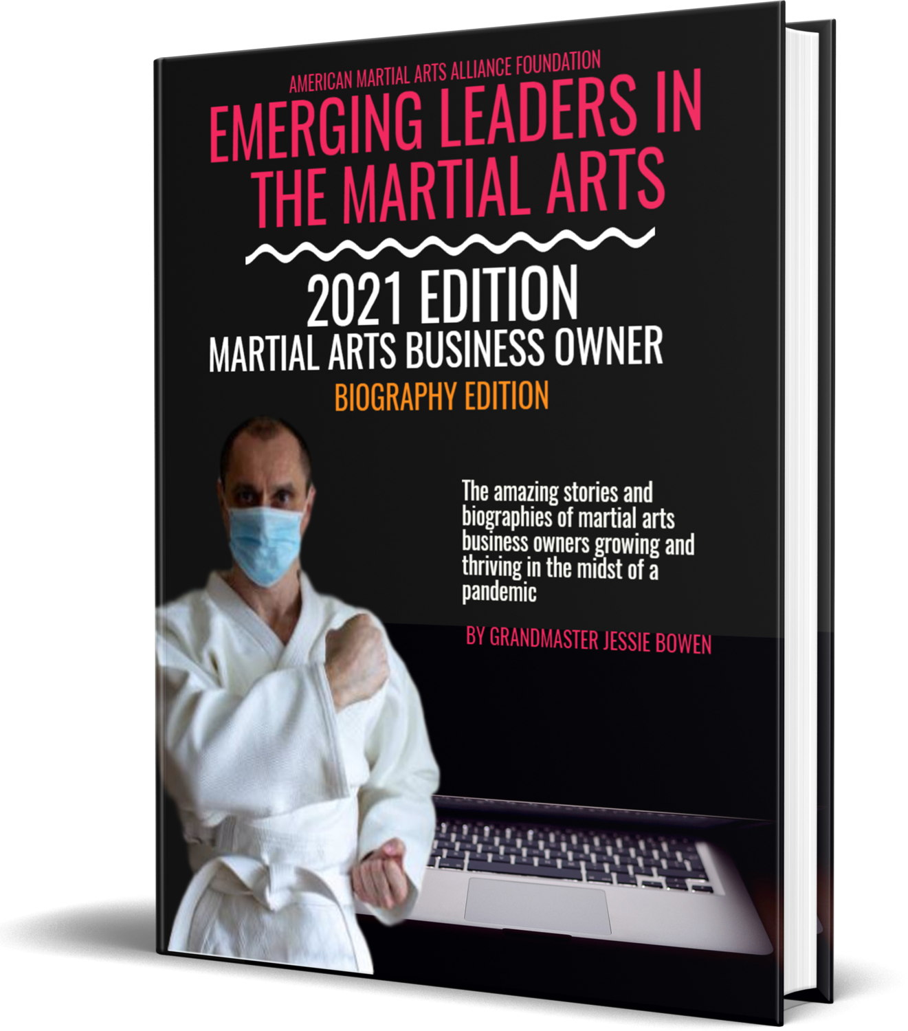 Emerging Leaders in the Martial Arts Biography Book 2021