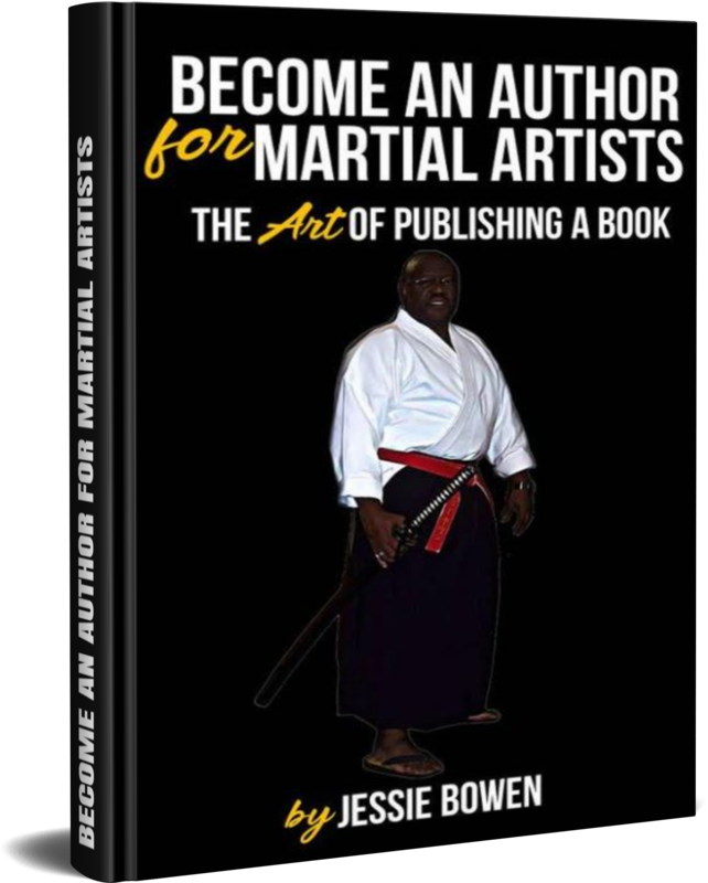 Become An Author for Martial Artist by Jessie Bowen