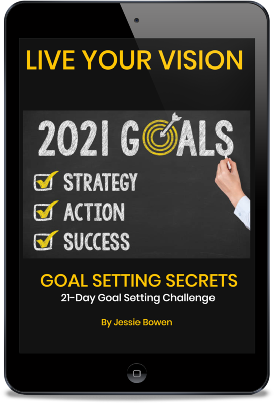 21-Day Goal Setting Challenge