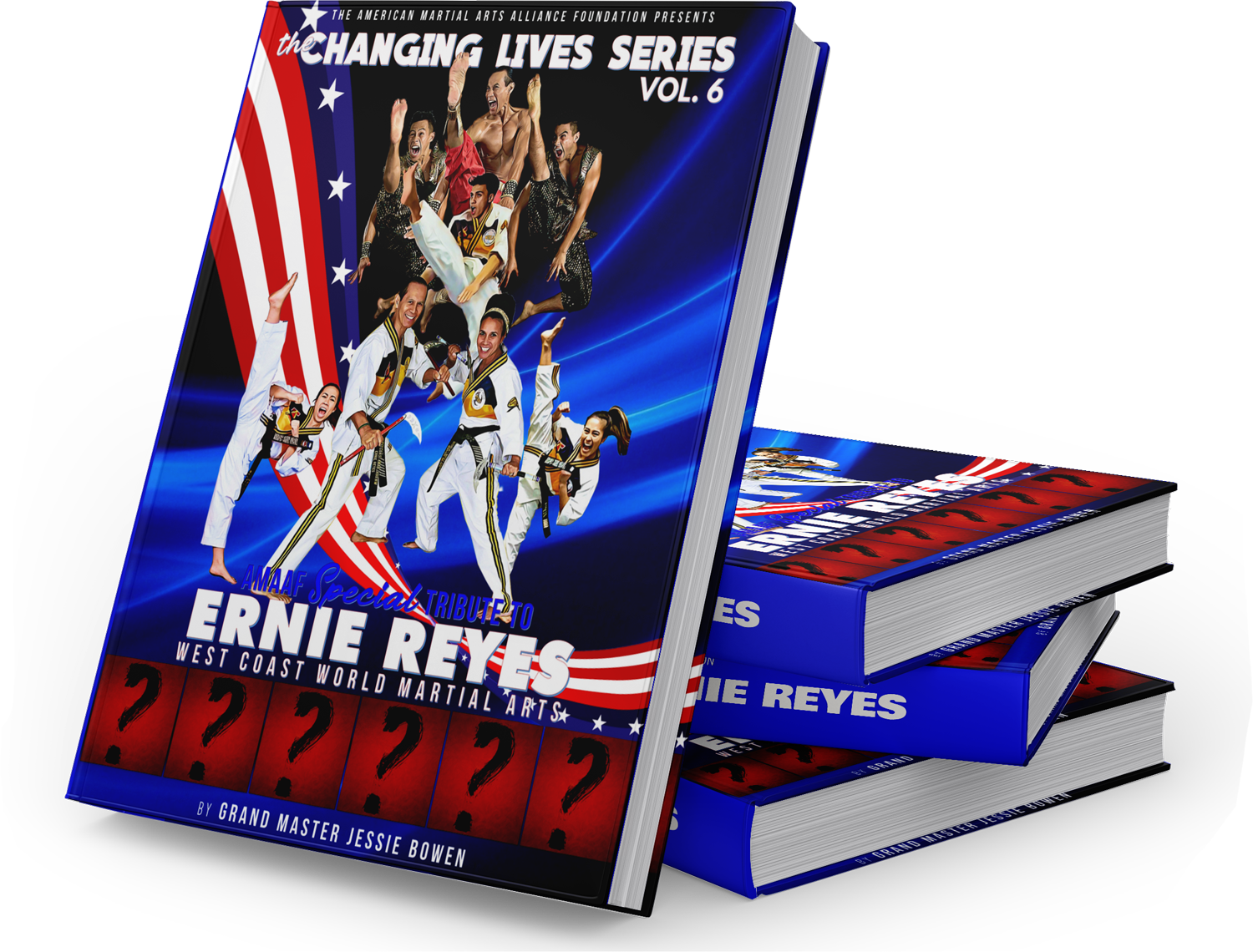 Release of the Changing Lives Series: Special Tribute to Ernie Reyes Biography Book
