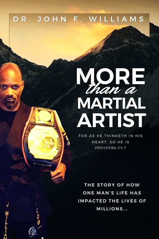 More Than A Martial Artist