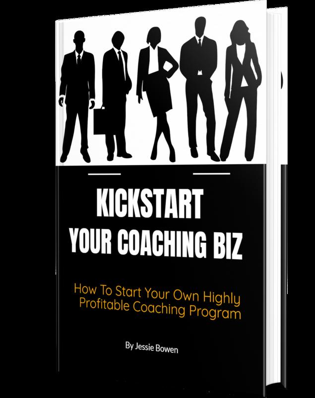 Kickstart Your Coaching Biz