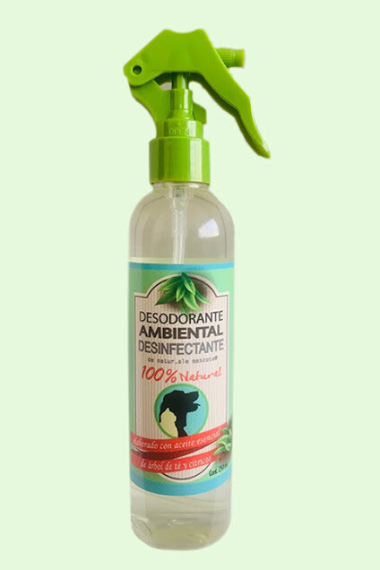 Desodorante ambiental / Brisa cítrica / Aceites esenciales/ 250 ml.