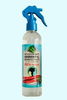 Desodorante ambiental /Pino /aromatiza desinfecta/ 250 ml.